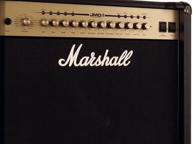 Marshall JMD501 Review