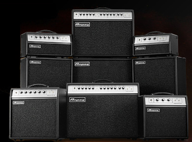 Ampeg GVT52 112 & GVT15H Review