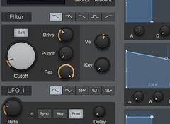Understanding synth parameters is key for creating your own sounds