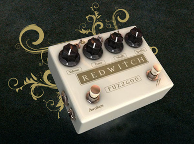 Red Witch Fuzz God II, Medusa, Pentavocal Trem and Titan Review