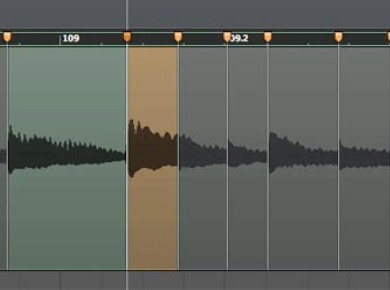 Some Basic Editing Processes