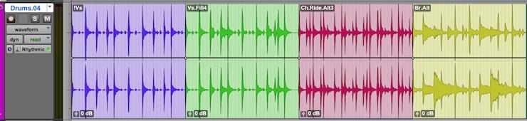 Cómo usar bucles para que tu batería suene tan realista como posible