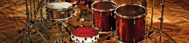 Prueba del Native Instruments Studio Drummer