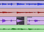 Corregir errores rítmicos en grabaciones