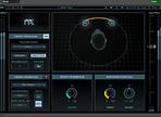 Banco de prueba del programa Waves Nx Virtual Mix Room