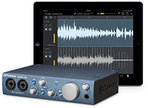 Una interfaz de audio polivalente para iOS y Mac/PC