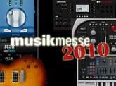 Selección de los productos más interesantes de la feria europea Musikmesse 2010