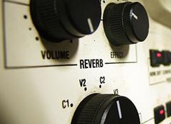 ¿Cómo ajustar una reverberación?