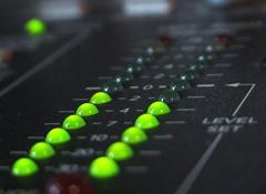 Entender las diferentes normas de nivel del audio