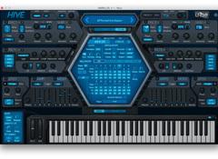 Prueba del sintetizador virtual U-He Hive