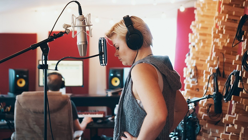 Jouer avec les sensations du chanteur