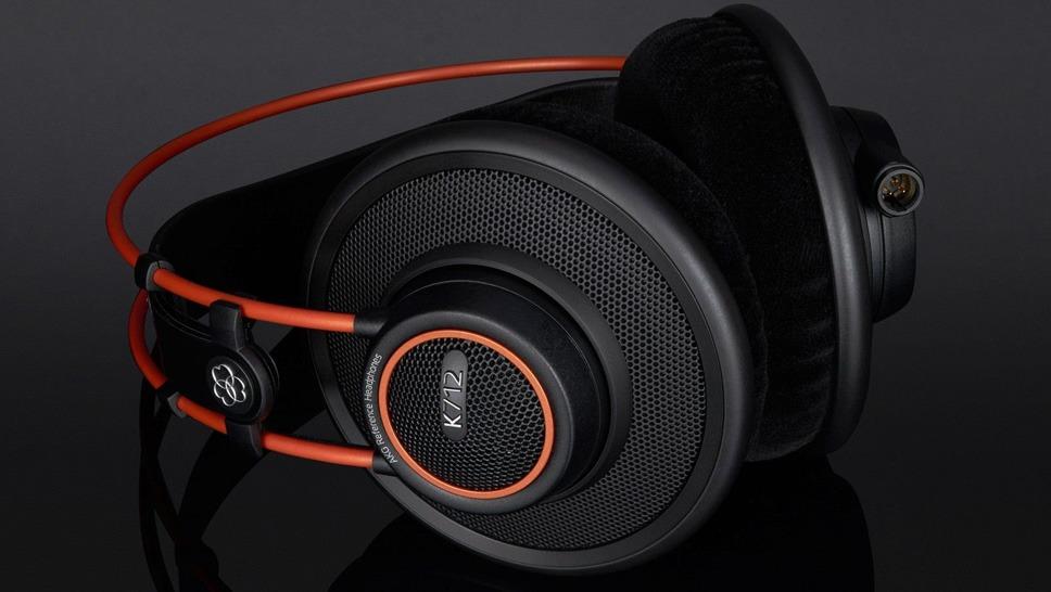 test du casque audio ouvert akg k712 pro pour le studio audiofanzine. Black Bedroom Furniture Sets. Home Design Ideas