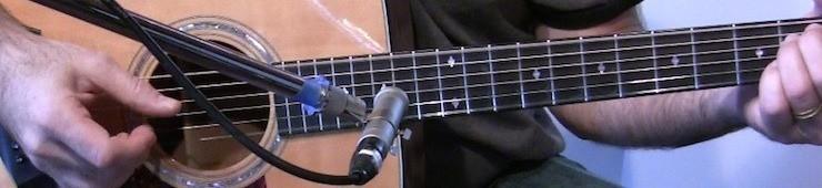 Comment obtenir les meilleurs enregistrements d'instruments acoustiques