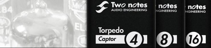 La Traversée du Manche #6 : Test de la loadbox, DI, atténuateur, et simulateur de baffles Two Notes Torpedo Captor