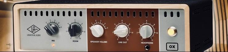 La Traversée du Manche #8 : Test de la loadbox, atténuateur, et simulateur de baffles Universal Audio OX