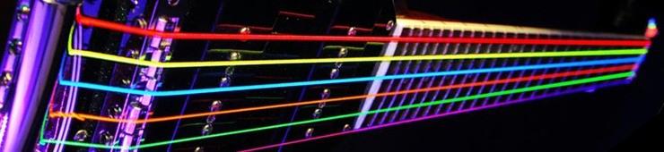 Le top des cordes pour guitare électrique