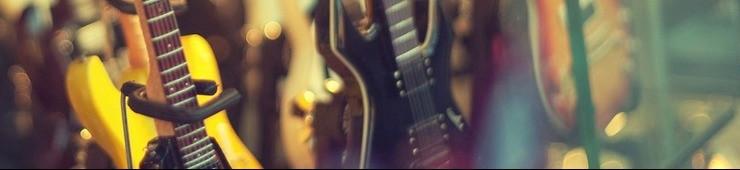 Le top des modèles de guitare électrique