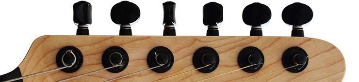 Les meilleures marques de mécaniques pour guitare électrique