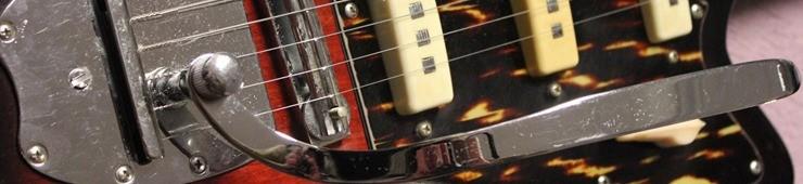 Les meilleurs types de vibratos pour guitare électrique