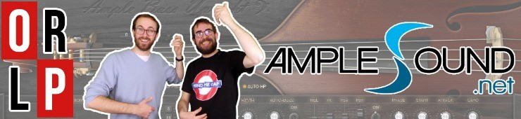 On Refait Le Patch #55 : Test de Ample Bass Upright II d'Ample Sound