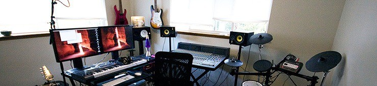le meilleur endroit pour monter son home studio audiofanzine. Black Bedroom Furniture Sets. Home Design Ideas