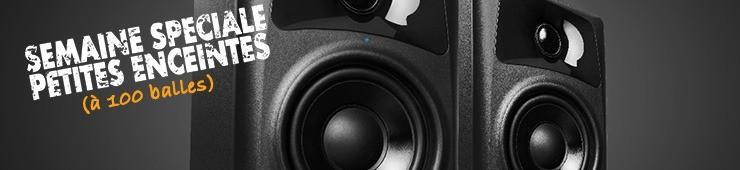 Test comparatif des M-Audio AV32