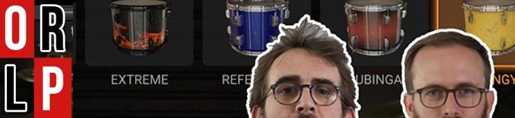 Test de IK Multimedia MODO Drum