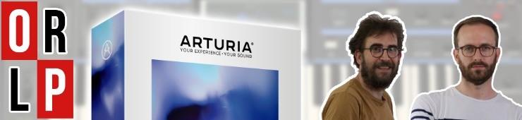Test de l'Arturia V-Collection 7 : V7 Arturienne - Audiofanzine