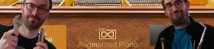 Test de l'UVI Augmented Piano