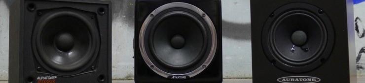 Test de la Auratone 5C Super Sound Cube