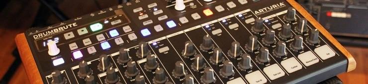 Test de la boîte à rythmes Arturia DrumBrute