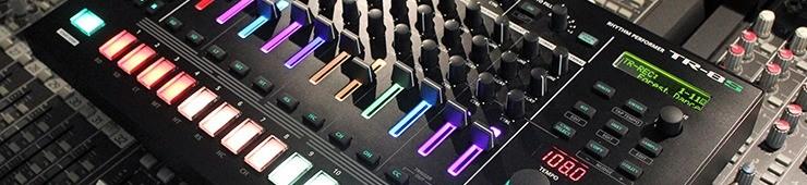 Test de la boîte à rythmes Roland TR-8S