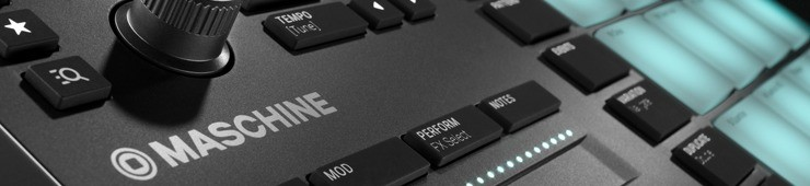 Test de la Native Instruments Maschine Mikro Mk3