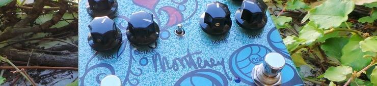 Test de la pédale Keeley Electronics Monterey Rotary Fuzz Vibe