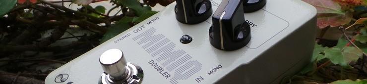 Test de la pédale TC Electronic Mimiq Doubler