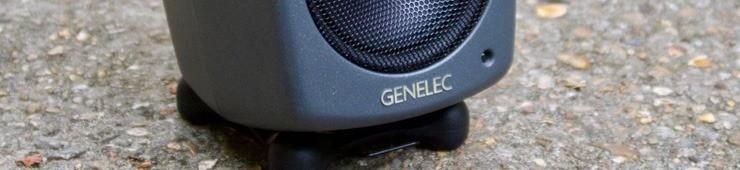 Test des enceintes de monitoring Genelec 8010A
