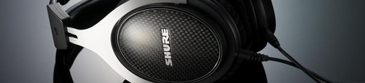 Test du casque de studio Shure SRH1540