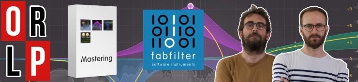 Test du FabFilter Mastering Bundle (2018)