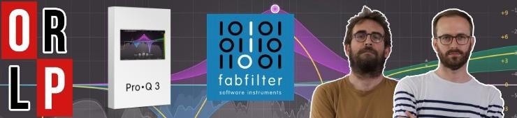 Test du FabFilter Pro-Q 3