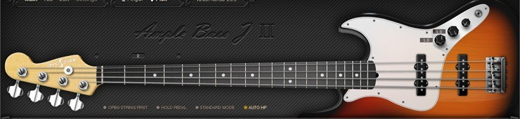 Test du Full Bass Bundle d'Ample Sound