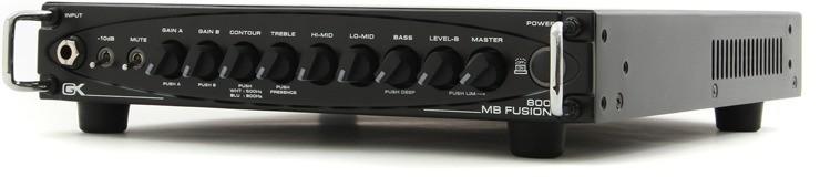 Test du Gallien Krueger MB Fusion 800