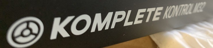Test du Native Instruments Komplete Kontrol M32