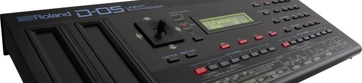 Test du synthétiseur Roland Boutique D-05