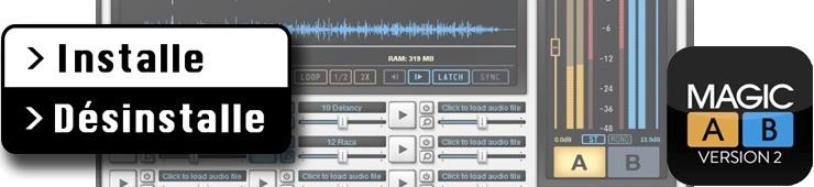 Test en vidéo du plug-in Sample Magic Magic AB 2
