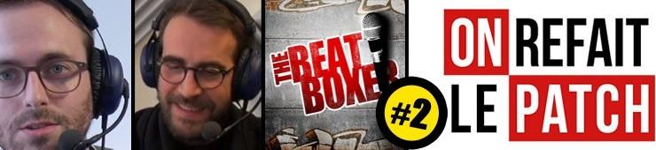 Test Vidéo des Blue Cat Patchwork, Native Instruments Halcyon Sky et Soundiron The Beat Boxer