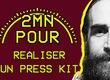 Comment se faire un Press Book / Press Kit?