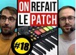 On Refait le Patch #18 : Test de l'Akai Advance 49