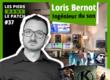 Podcast avec Loris Bernot (ingé-son cinéma, musique, pub)