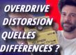 Comprendre la différence entre overdrive et distorsion en 5 min !