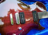 G.V. faire de la guitare